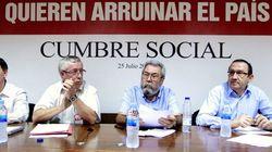 Los sindicatos convocan una marcha a Madrid el 15 de