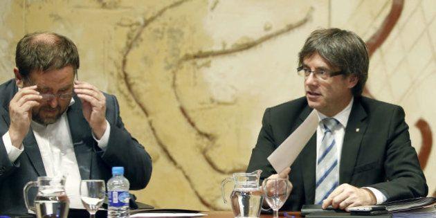 Encuesta del CEO: Junts pel Sí ganarías las catalanas pero perdería