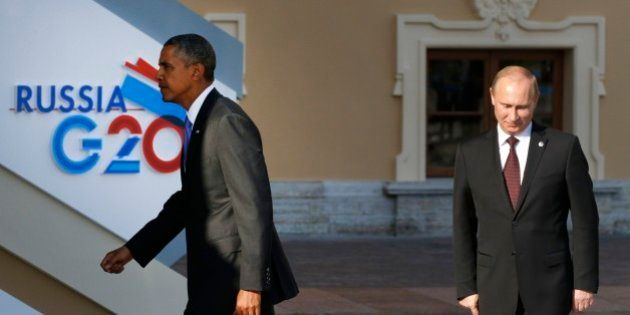 Putin dice que la oposición siria usó gas para provocar una