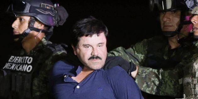 Trasladan a Joaquín 'El Chapo' Guzmán a una prisión en la frontera con
