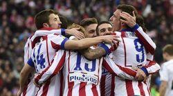 La victoria (4-0) del Atlético al Madrid, resumida en 7 momentos