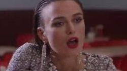 Keira Knightley recrea la famosa escena del orgasmo de Meg Ryan