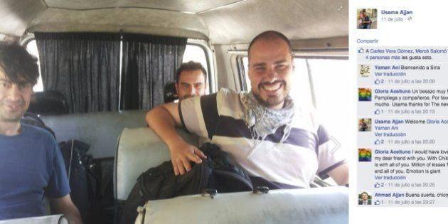 Liberados los periodistas españoles desaparecidos en Siria hace casi un