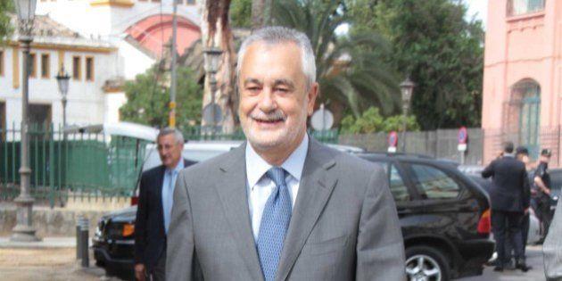 El Parlamento andaluz designa a Griñán senador