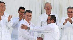 Colombia y las FARC firman la