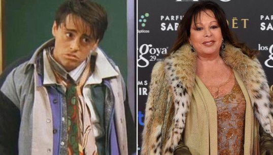 Massiel es Joey en 'Friends' y los otros parecidos razonables de los Goya