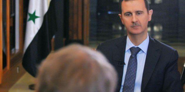 Assad confirma que