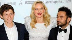 Naomi Watts en los Kinépolis de Madrid: alfombra roja de 'Lo imposible'