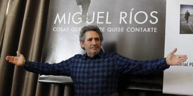 Memorias de Miguel Ríos: el rockero que no admite