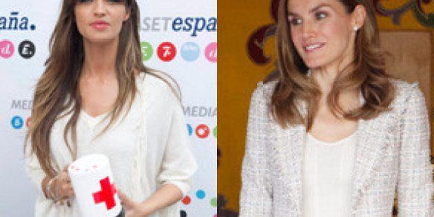 Letizia Ortiz, Sara Carbonero...: el día de la banderita 2012