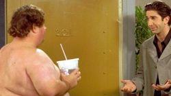 La identidad del Tío Feo Desnudo de 'Friends' deja de ser un