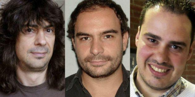 Llegan a España los tres periodistas españoles liberados en