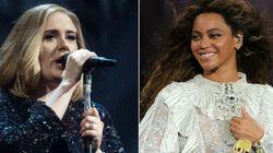 Adele interrumpe un concierto para decir ESTO sobre