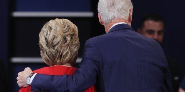 Los 7 momentazos que deja el debate entre Clinton y