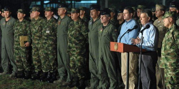 Santos advierte de que no habrá alto el fuego con las FARC hasta que haya