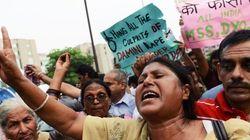Pena de muerte para los acusados de la violación mortal en la
