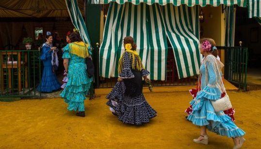 Un vistazo a la Feria de Abril en 15