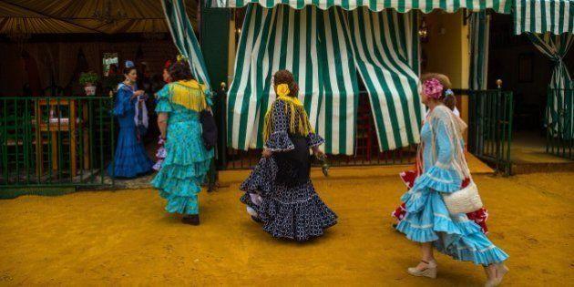 La Feria de Abril, como si estuvieras dentro: un paseo en 15