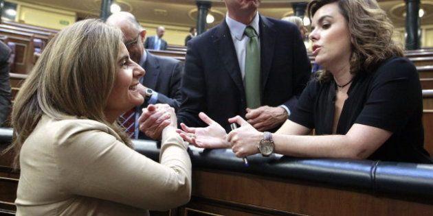 Báñez reconoce que el 55% de los nuevos parados se verá afectado por los recortes en