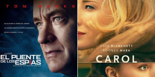 'El puente de los espías' y 'Carol' copan las nominaciones a los BAFTA