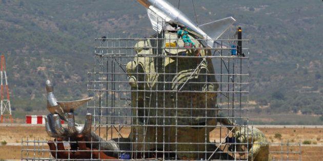 Fabra dice que el aeropuerto de Castellón se abrirá en 2013 y admite que hay