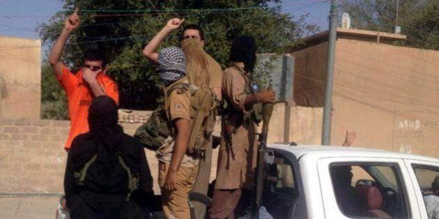 Los insurgentes suníes avanzan hacia Bagdad con sus