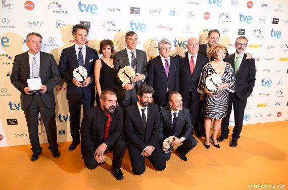 'La isla mínima', triunfadora de los Premios Forqué 2015