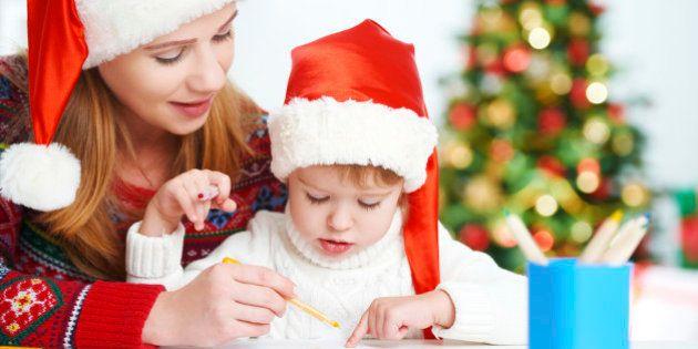 Claves para escribir la carta de Navidad con tus