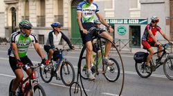 20.000 ciclistas en la fiesta de la bicicleta