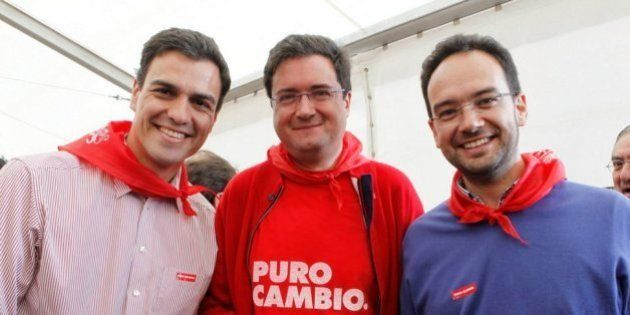 Hernando y López repetirán como portavoces del PSOE en el Congreso y el