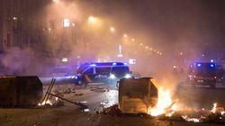 Al menos 17 detenidos en Burgos por los disturbios tras una protesta