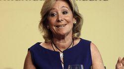 Aguirre felicita a la Generalitat por 'Barcelona