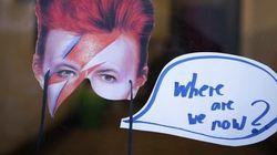 David Bowie, que estás en los
