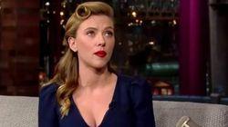 Ciudadanos de París, Scarlett Johansson tiene algo que deciros