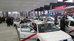 Los taxistas meten quinta a su indignación