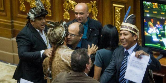 Crisis en Venezuela tras declarar el Supremo nulas todas las decisiones que tome la