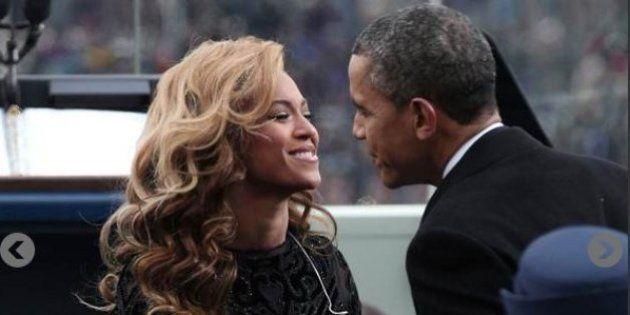 Lo que le faltaba a Obama: ahora le atribuyen un romance con