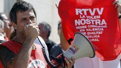Huelga de 48 horas en RTVV