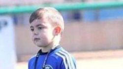 La lucha del niño futbolista que ha conmocionado al