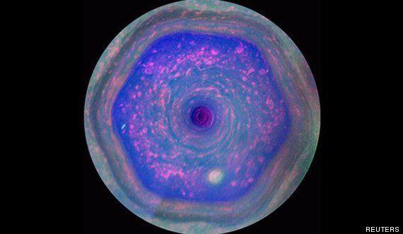 El Hexágono de Saturno: foto de