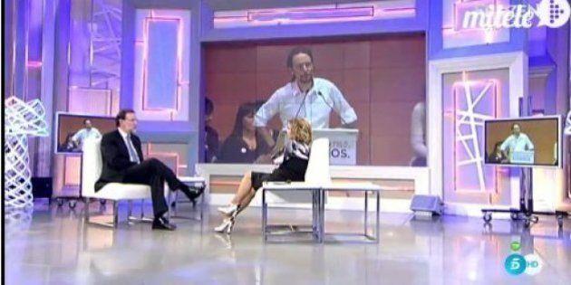 Rajoy arremete contra Sánchez por el debate a cuatro: