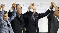 París lega el primer acuerdo global tras 20 años de cumbres del