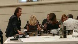 Rita Barberá, del Grupo Mixto a comer con los senadores del