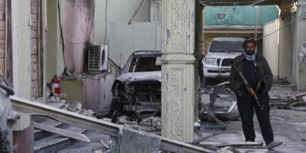 La Unión Federal de Policía dice que el ataque de Kabul fue