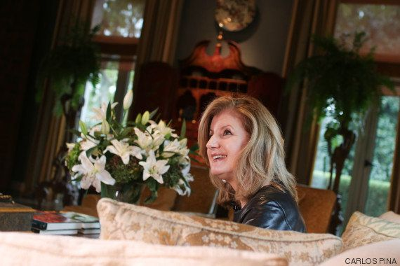 Entrevista a Arianna Huffington: