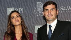 Iker Casillas y Sara Carbonero presentan a su segundo hijo,