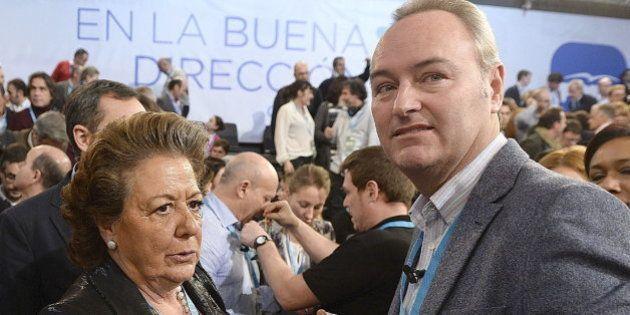 Fabra pide a los diputados del PP que voten