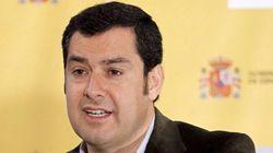 Juan Manuel Moreno presenta su candidatura para liderar el PP