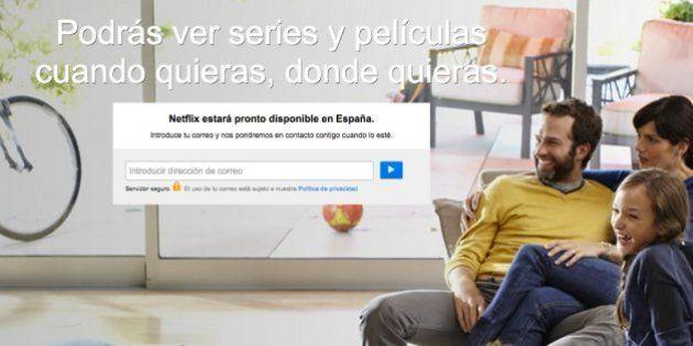 Netflix desembarca en España en octubre: televisión por Internet con un mes de prueba