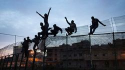 Unos 700 inmigrantes tratan de entrar en